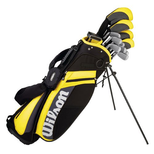 Wilson Ultra Mens Right Hand Golf Clubs Set