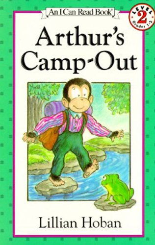 Arthur's Camp-Out (I Can Read: Level 2)