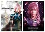 Set of 2 Final Fantasy XIII Lightning Returns Posters