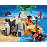 Playmobil Pirate Island Compact Set Toy