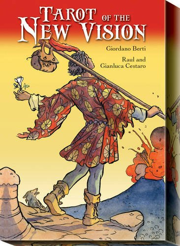 Tarot of the New Vision Boxed Set: 78 Full Colour Cards and 160pp Book