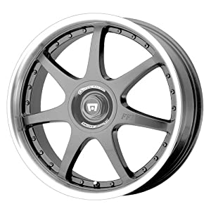Motegi Racing FF7 MR2371 Gun Metal Wheel (16×7″/5x100mm)
