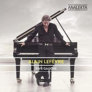 Alain Lef�vre � Rive gauche