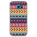 Cover Affair Aztec 3D Printed Back Cover Case For Samsung Galaxy Note 5