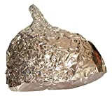 "Electro Deflecto Unisex ""Tin"" Foil Hat One Size"