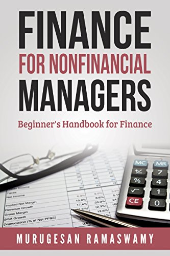 Finance for Nonfinancial Managers by Murugesan Ramaswamy