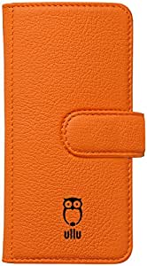 ullu Cell Phone Cover for iPhone 5/5s - Retail Packaging - Orange