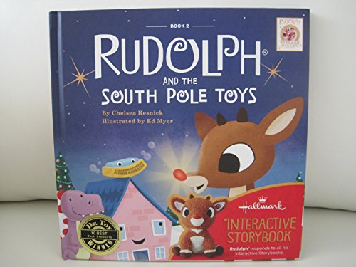 Rudolph and The South Pole Toys Story Buddy Book 2 (Rudolph Ii compare prices)