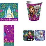 Disney Frozen Party Pack For 8 Guests!