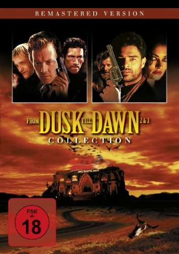 From Dusk Till Dawn 2 & 3 Collection - Remastered Version [2 DVDs]