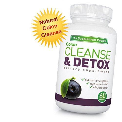 Natural colon cleanse supplements