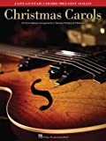 Christmas Carols: Jazz Guitar Chord Melody Solos