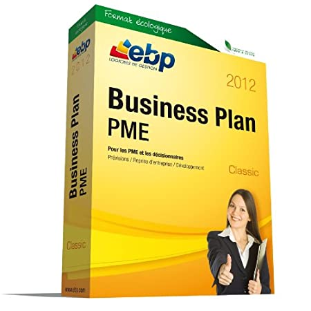 EBP Business Plan PME Classic 2012