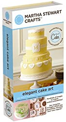 Provo Craft Cricut Cake Martha Stewart Elegant Cake Art Cartridge