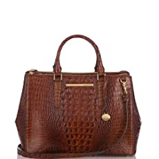 Lincoln Satchel<br>Pecan Melbourne