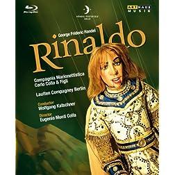 George Frideric Handel: Rinaldo [Blu-ray]