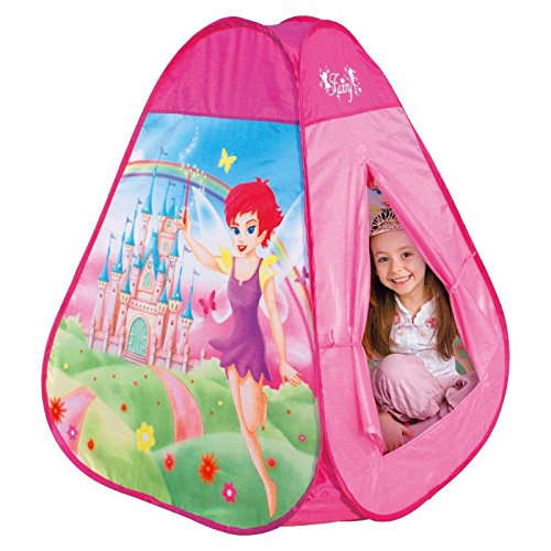 House Pink Pop-up Tent
