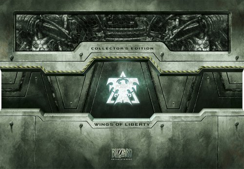 Starcraft II: Wings of Liberty - Collector's Edition (PC  &  Mac)