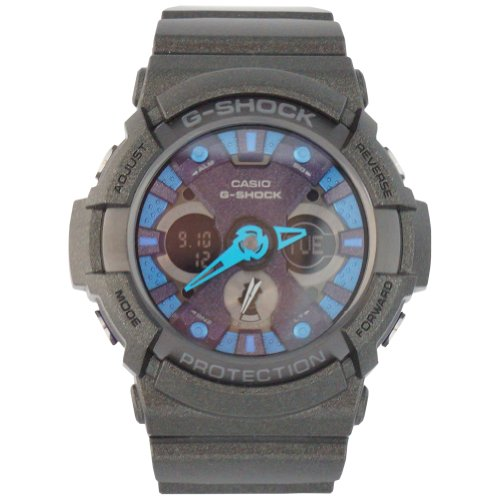 Casio G-Shock Ga200Sh-2A Glitter Black Men'S Watch front-797597