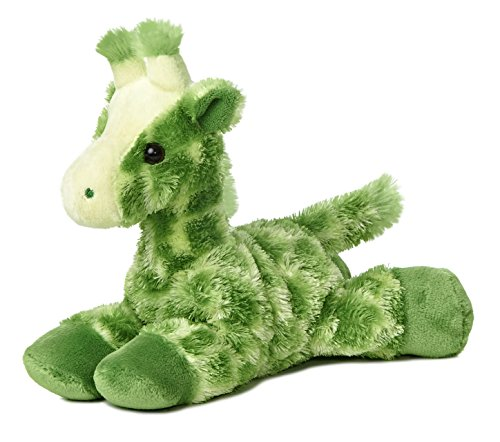 "Green Gigi Giraffe 8"" by Aurora"