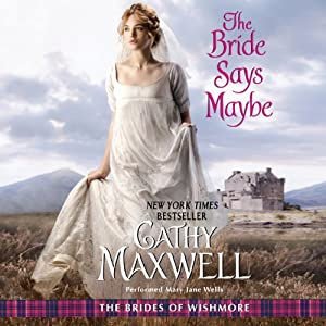The Bride Says Maybe Audiobook