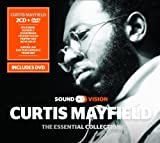 Curtis Mayfield The Essential Collection [2CD + DVD]