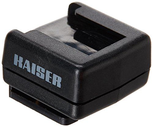 Kaiser Fototechnik Flash Shoe Adapter - Accessoires de flash photo