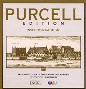 Purcell : Instrumental Music by CLASSICAL