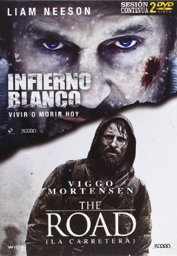 Pack: Infierno Blanco + The Road [DVD]