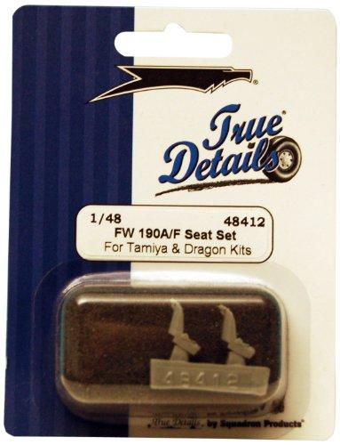 True Details TD48412 Fw 190A/F Seat Set