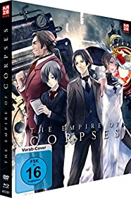 The Empire of Corpses - Project Itoh Trilogie Teil 1 - Steelbook  (2 Disc DVD und Blu-ray Collector´s Edition) [Collector's Edition]
