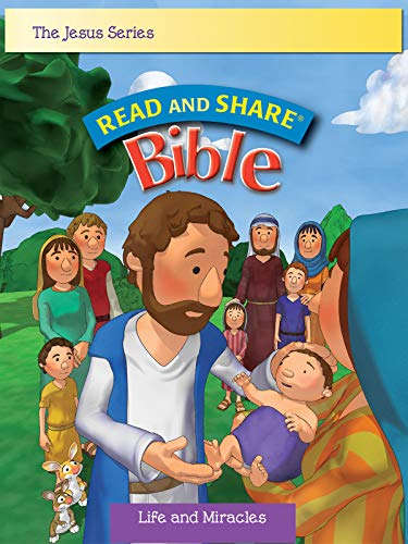 Read and Share Bible - Life and Miracles on Amazon Prime Video UK