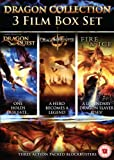 The Dragon Collection (Dragon Quest, Dragon Hunter, Fire & Ice) [DVD]