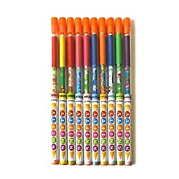 10 Snifty Zoo & Aquarium Scented Pencils Sensory Break Special Need OT