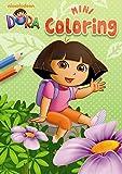 Dora Mini Coloring-Modèle aléatoire...