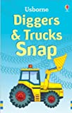 Cover of Trucks and Diggers Snap by Andy Tudoe 0746089201