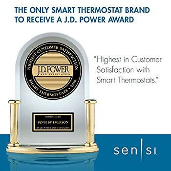 Emerson Sensi Wi-Fi Thermostat 1F86U-42WF for Smart Home