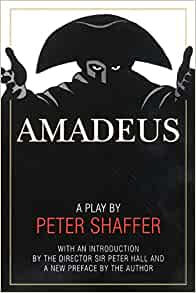 an analysis of the film amadeus by peter shaffer Dive deep into peter shaffer's amadeus with extended analysis, commentary, and discussion.