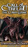Call of Cthulhu Ccg: Conspiracies of Chaos (1589943414) by Fantasy Flight Games