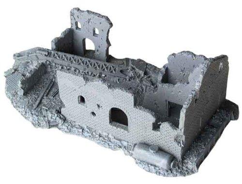 Terrain: 15mm Stalingrad - Barrikady Factory