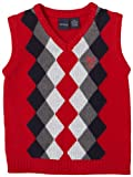 Izod Kids Boys Pull Over Sweater Vest