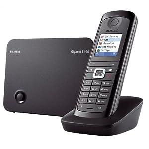 Gigaset E490, Telefono Domestico Portatile