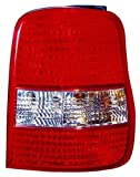 KIA Sedona Replacement Tail Light Assembly - Driver Side
