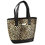 Signature Collection Ladies' Melbourne Insulated Tote - Safari Fur