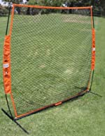 Bow Net BOW-ST Baseball/Softball Soft Toss Portable Net