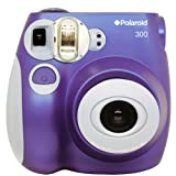 Polaroid 300 Instant Camera PIC-300P Purple