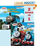 Spills & Thrills/No More Mr. Nice Engine [With Sticker(s)] (Thomas & Friends)