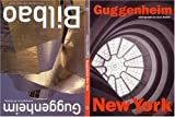img - for Guggenheim New York / Guggenheim Bilbao book / textbook / text book