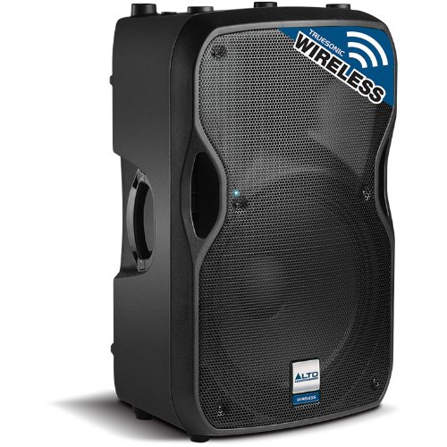 Alto Professional Ts115W 15-Inch Active Pa Loudspeaker With Wired And Bluetooth Connectivity