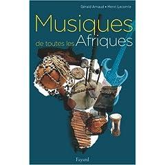Musiques de toutes les Afriques